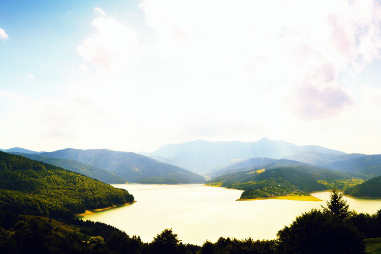 Bicaz Lake Lakes LandscapeNatureOutdoorsRomaniaSummerSunset #sun #clouds #sk Ylovers #sky #nature #beautifulinnature Naturalbeauty Photography Landscape [a:12239570] EyeEm EyeEmNewHere