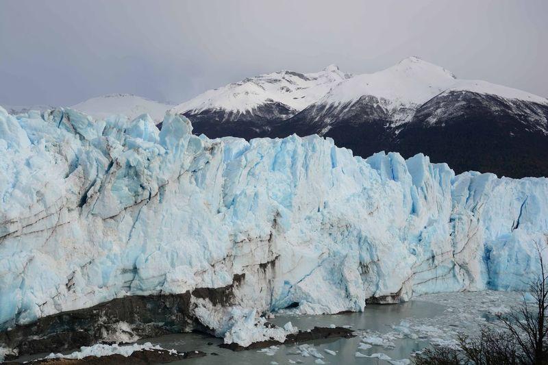 Perito Moreno Glacier, El Calafate, Santa Cruz, Argentina. Beauty In Nature Cold Temperature Day Glacial Glacier Horizontal Ice Nature No People Outdoors Sea Snow