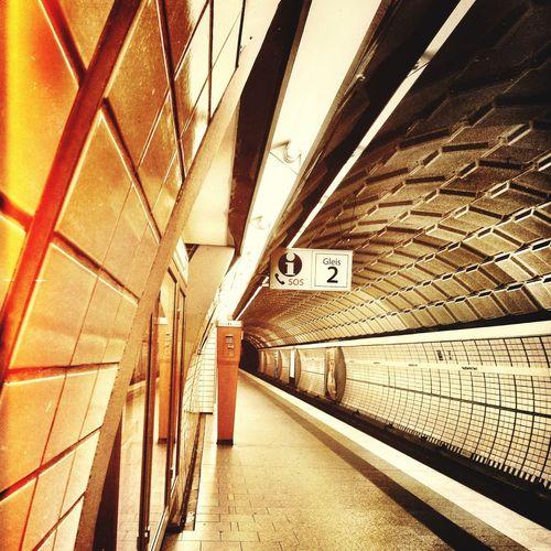 Subway in Hamburg Picofday Pictureoftheday Hamburg Ilovehamburg