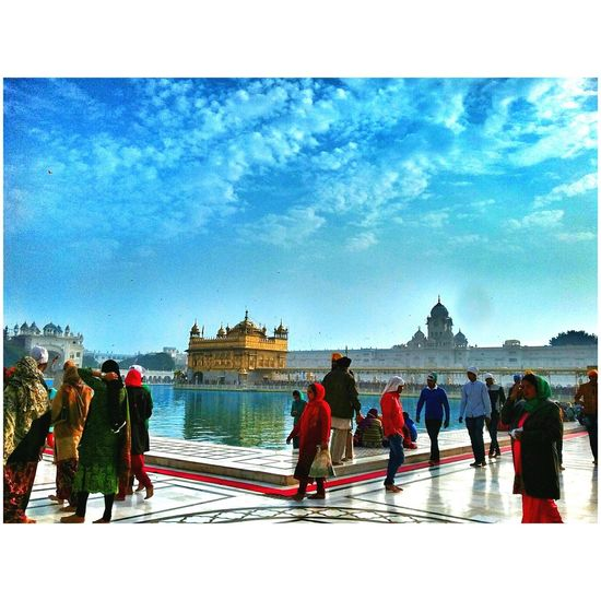 GOLDEN TEMPLE 😍Photography Indianphotographer Indian Goldentemple Like First Eyeem Photo