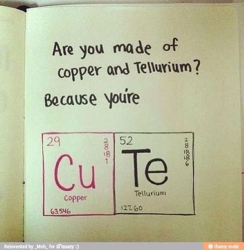 Nerds use this pick up line lol