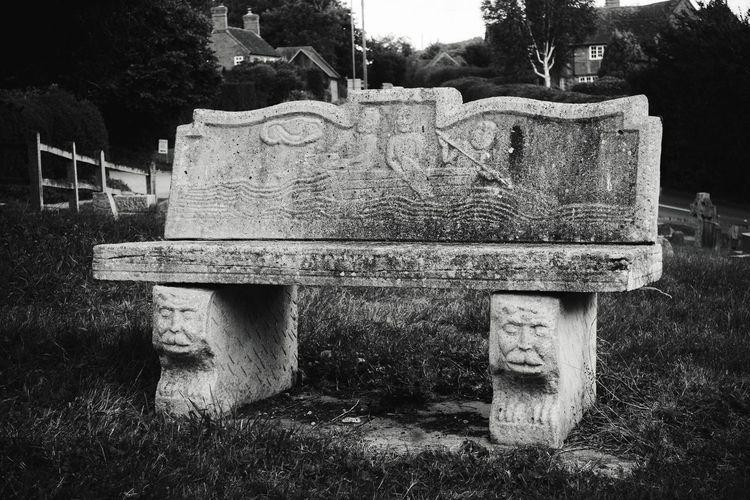 In the grounds of St. Nicholas Church, Pyrford. Blackandwhite Black & White Graveyard Graveyard Beauty Stone Pyrford Surrey