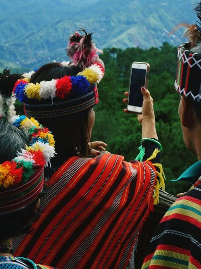 Wireless Technology Smart Phone Mobile Phone Technology Wool Native Baguio City, Philippines Benguet Mountain Smartphone Tourism ASIA Nature