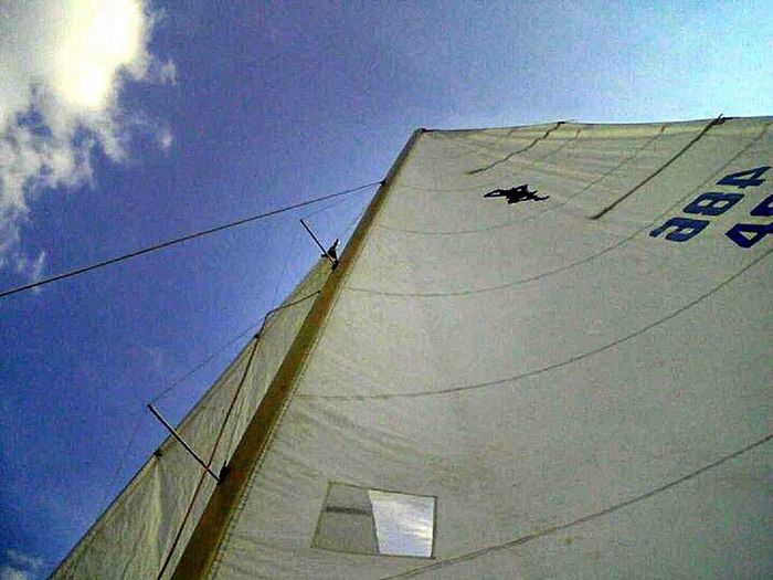 Sailing Sailboat Sail Away, Sail Away Sails Sky Clouds And Sky Clouds Lovely Weather Beautiful Day So Many Memories