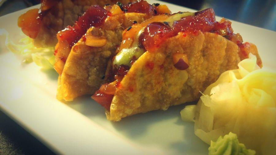 Fusionfood Hawaiian Mexican Ahi Tuna Tacos Foodporn Food Foodgasm Foodshare Foodstagram Foodphotography Foodie Yummy