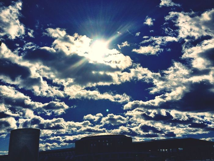 Me Encantan Las Nubes.