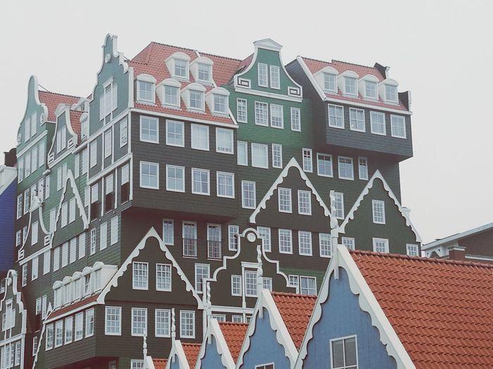 Inntel Hotel Holland Dutch House Dutch Dutch Architecture City Roof Residential Building House Sky Architecture Building Exterior Built Structure