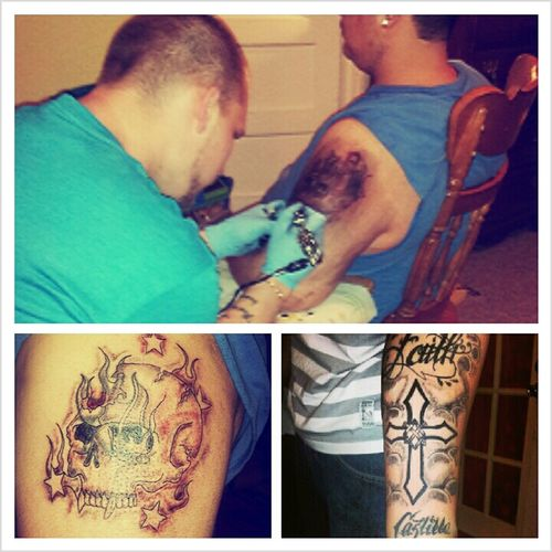 Tatted Up !