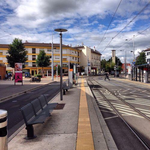 Geneva by tram First Eyeem Photo