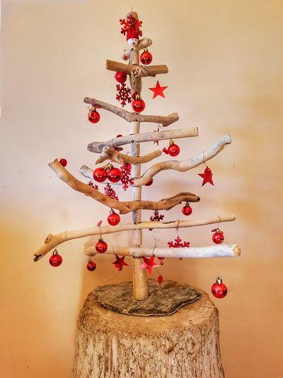 Merry Christmas 🎅😍🎅 Joyeux Noel a tous 💙💙😗😗 Christmas Tree Noël Red Studio Shot No People Indoors  Day