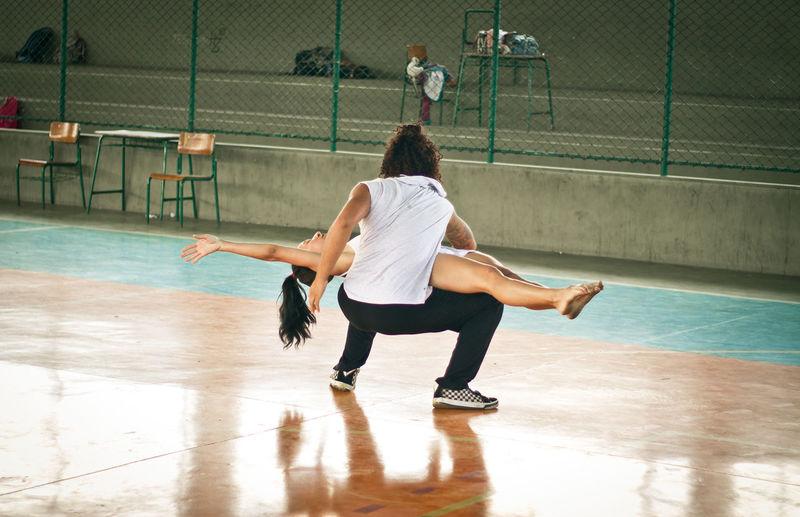 Dancing Leisure
