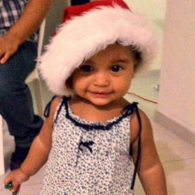 Hagan sus pedidos a Santa. / make your wishes for Santa Lia Daughter