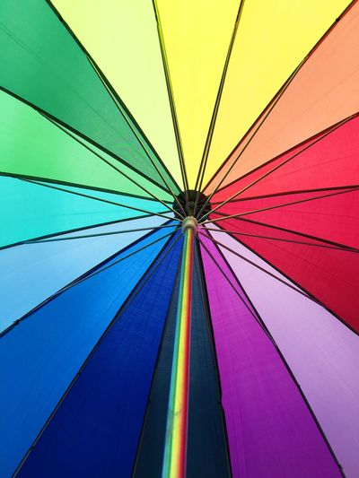 Colorful Umbrella