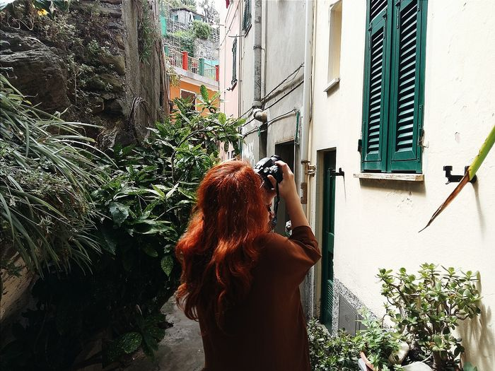 Riomaggiore, Italy. One Person One Woman Only Window Real People Lifestyles Architectural Feature Tranquil Scene Architecture_collection Perspective Photography EyeEmNewHere EyeEm Best Shots From My Point Of View EyeEm Masterclass EyeEm Best Edits Full Frame Masterclass Master_shots Finally Outdoors Visual Inspiration Visualsoflife Freshness Travel Destinations Close-up Exterior Architecture Beautiful People EyeEm Diversity Long Goodbye Art Is Everywhere The Secret Spaces The Photojournalist - 2017 EyeEm Awards Break The Mold The Street Photographer - 2017 EyeEm Awards The Portraitist - 2017 EyeEm Awards Live For The Story Place Of Heart Out Of The Box Breathing Space Investing In Quality Of Life Your Ticket To Europe The Week On EyeEm