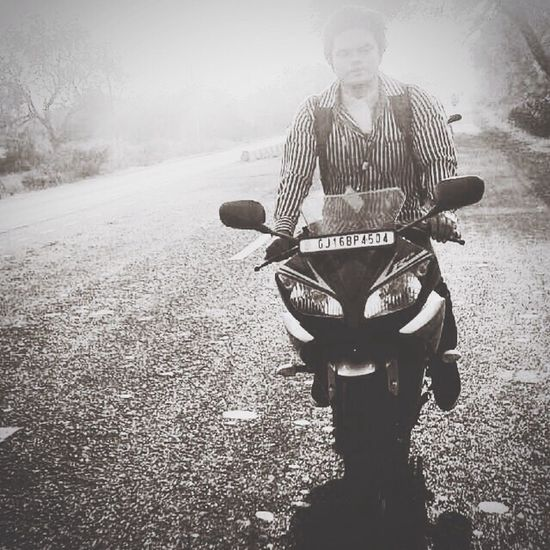 Sometime love do not need to say .. I love you Blackandwhite Bike Cbr Free What Does Freedom Mean To You?