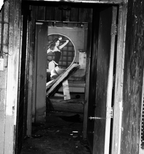 Blackandwhite Black And White Black & White Blackandwhite Photography Abandoned Places Abandoned Buildings Abandoned & Derelict Abandoned Wood - Material Door