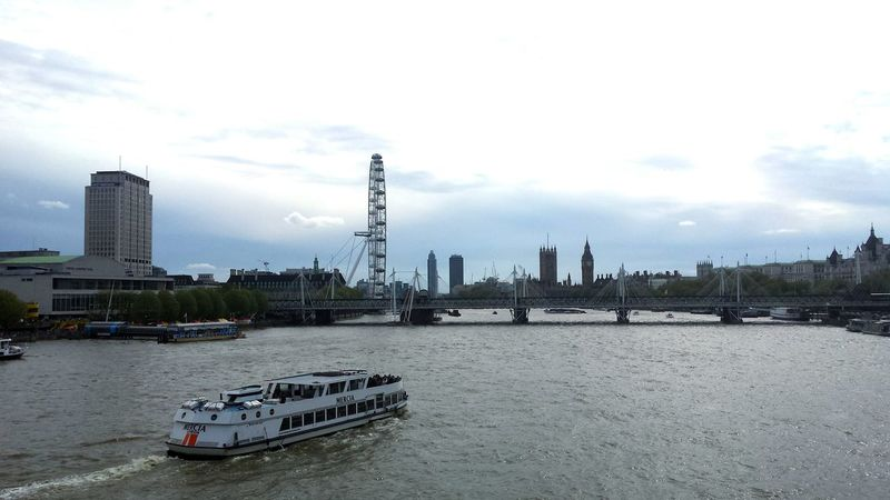 London River Thames Taking Photos Westminster LondonEye Cityscapes Seeing The Sights Cities London Lifestyle