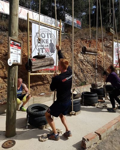 MikesGym MikesGymMarbella TripXtreme Obstacle Course Obstaclecourseracing Workout#gym#fitness Obstaclecourserace Ocr Strongman