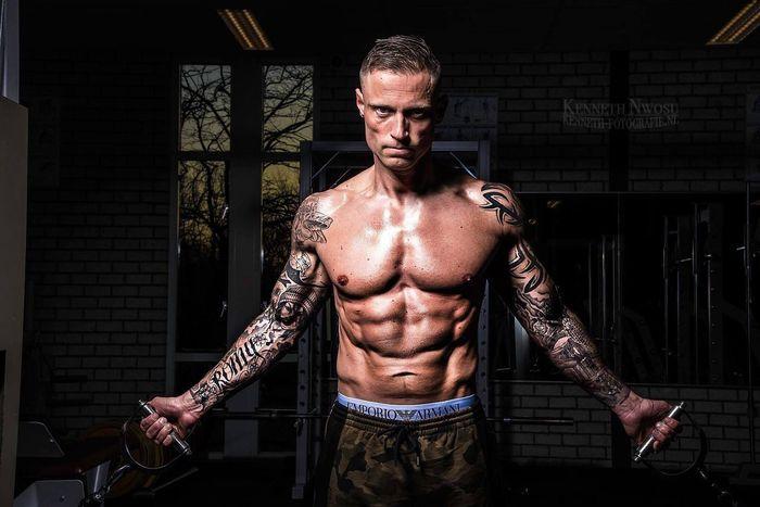 Body & Fitness Motivation Bodybuilding Inspiration Fitness Today's Hot Look Sixpack Fitnessmodel