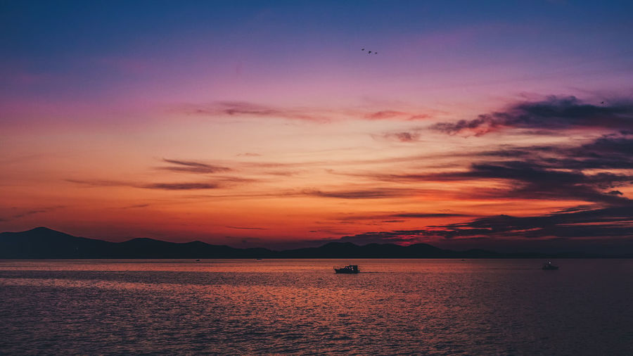 Sunset in Zadar, Croatia Cloud Coastline Coastline Landscape Croatia Nature Orange Seashore Zadar Zadar Sunset Zadar,Croatia Coast Colorful Sky Evening Purple Scenics - Nature Sea Sea And Sky Seaside Sky Sun Sunset Tranquil Scene Water Waterfront Yellow