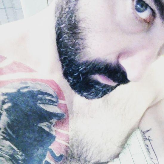 Real People Tattoo ❤ Tattoo Life Tatted Thats Me  Self Selfies Selfie ✌ Selfportrait Me Beardlife Beard
