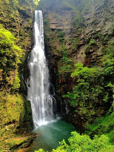 Green Nature Nature_collection Nature Photography Mountain View Waterfall Lake Taking Photos Best Of EyeEm
