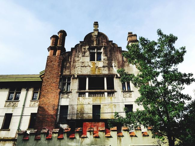 Old Buildings Tigre Buenosaires