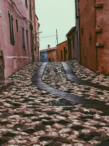 Streetphotography Urban Landscape Sardinia Posada