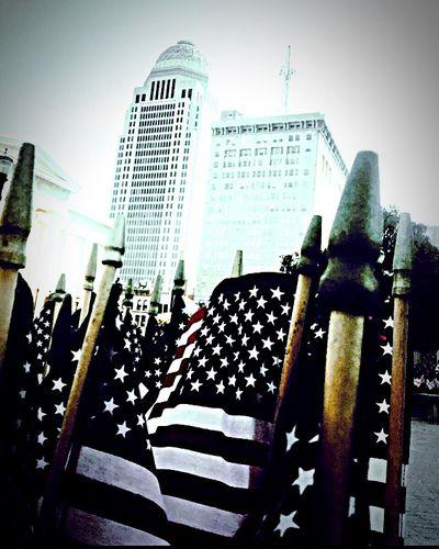 Louisville, Kentucky Louisvilleky Louisville 911memorial 911 2016 IPhoneography IPhone Iphone6