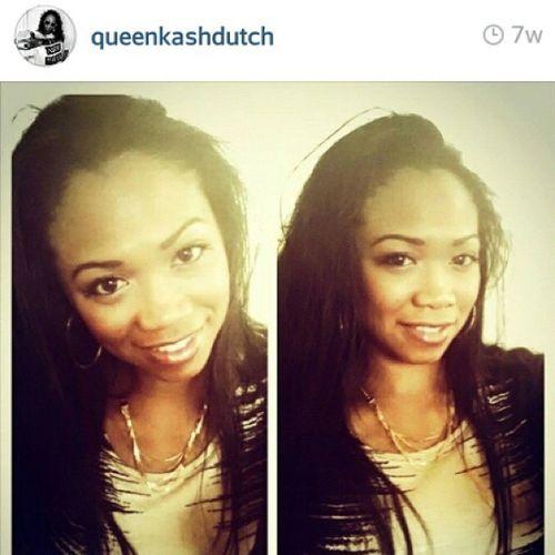 Goodmorning @queenkashdutch ????