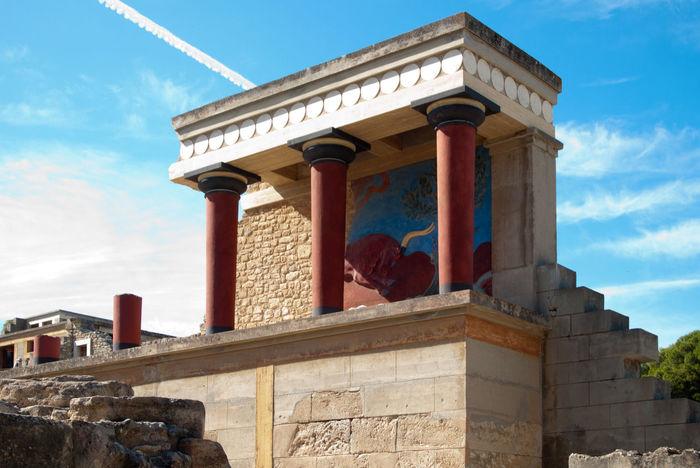 Knossos Knossos Palace Kreta Vacations Greece EyeEmNewHere The Week On EyeEm TheWeekOnEyeEM The Architect - 2018 EyeEm Awards