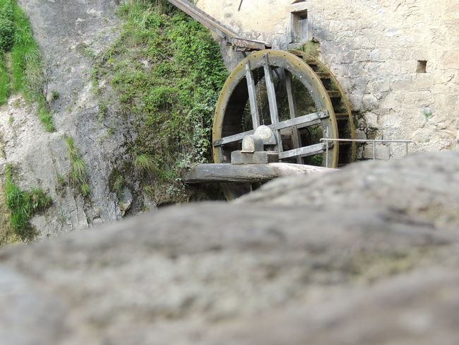 Architecture Built Structure Day No People Outdoors Pipe - Tube Water Watermill