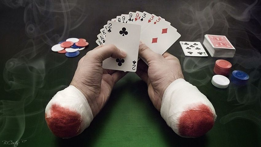 Hand Game Money © b.cortis www.cortis.info