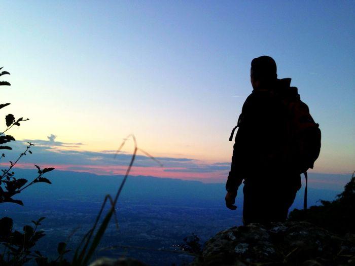 Nature Hiking Mountains