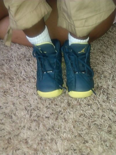 Lil Cuz Shoes