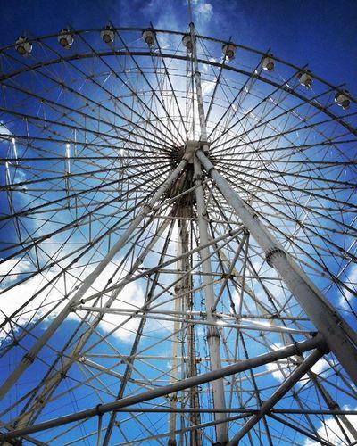 Ferriswheel Skyranch Tagaytay Sky Vscocam Vscophilippines Tagaytaycity