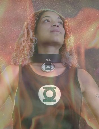 Oona DeSade The Green Lanterns Green Lantern