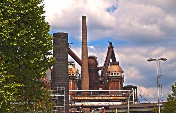 Weltkulturerbe World Heritage Site Völklingen Industrial