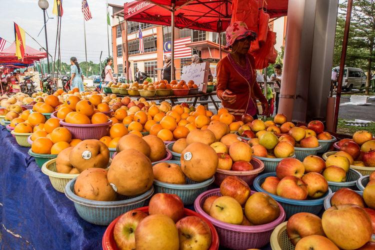 Apples Canon G7X Colour Of Life Fruit Kuching Malaysia TropicalFruit Weekendmarket
