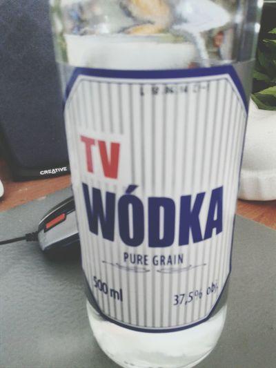 Haha Funny Bootle Vodka