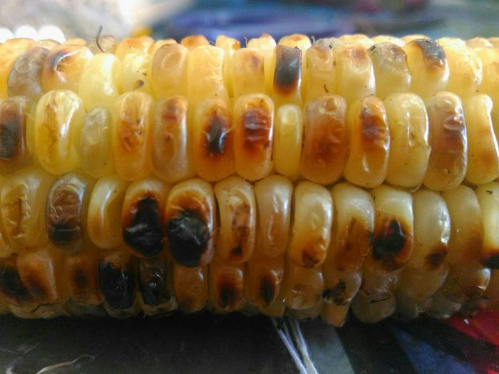 This inseparable. TheSeeds Grill Eat Burn Corn Close-up Food And Drink Sweet Food