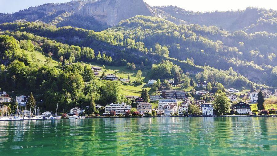 Lucerne Lucerne Swiss Rigikulm Weggis