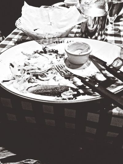 To much food.. But its sooo good!!