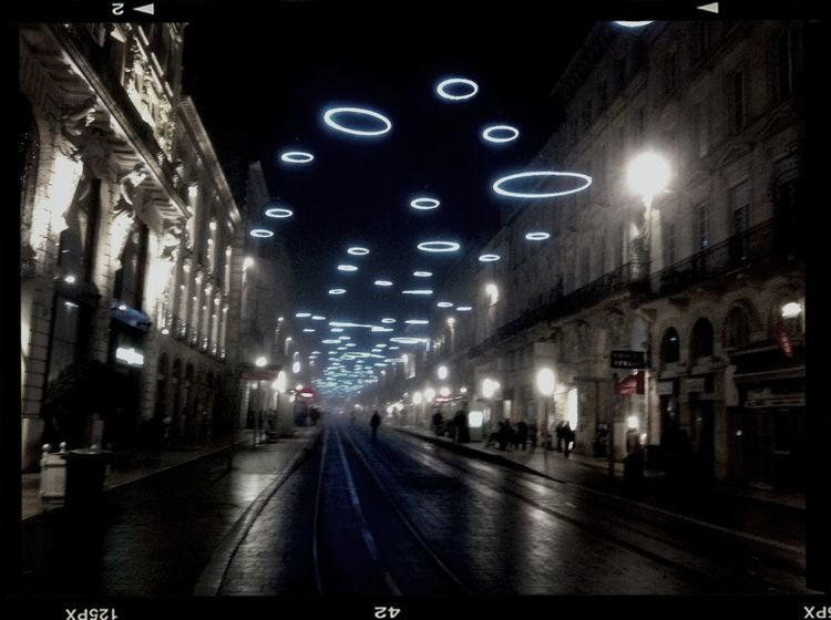 Alien invasion of Bordeaux Bordeaux Aliens