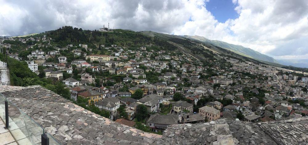 Gjirokaster Unesco World Heritage Albania Oldcity