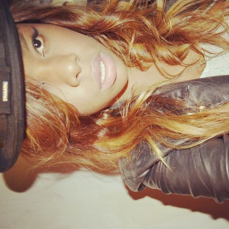 Chapéu Quarto Casa Hair loiro dourado segundafeira boatarde chuva me ((: