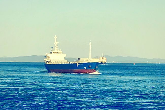 Sea Transportation Nautical Vessel Mode Of Transport Water Sky Ship Clear Sky Outdoors No People Sailing Day Nature