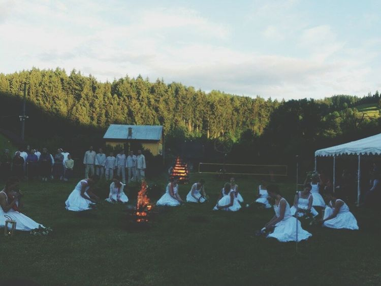 People Together Trip Czech Republic Traditions Home Is Where The Art Is Hidden Gems  Festival Season