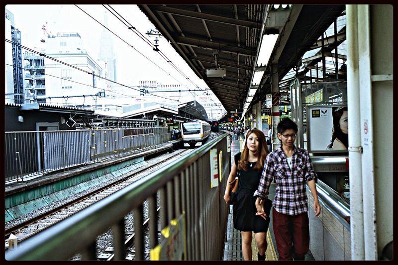 LeicaPhotographyInternational Leica Train Love