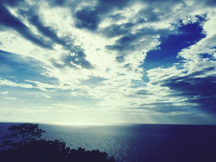 Peace for the love I love BlueEyes Blue Sea Roxas City